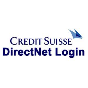 Credit suisse forex login